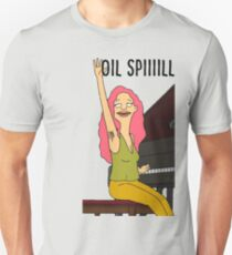 Oil Spill Unisex T-Shirt