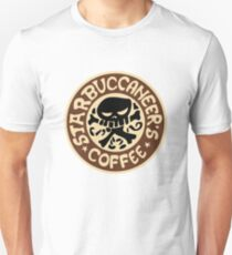 STARBUCCANEER'S COFFE Unisex T-Shirt