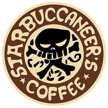 STARBUCCANEER'S COFFE by scummbar