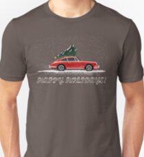 Christmas 911 Slim Fit T-Shirt