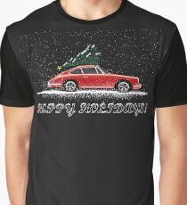 Christmas 911 Graphic T-Shirt