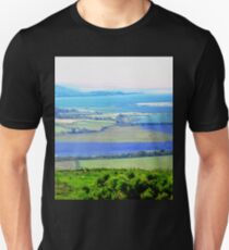 Another view from Grianan of Aileach, Donegal, Ireland T-Shirt