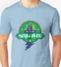 Matsuda Jiu-Jitsu Slim Fit T-Shirt