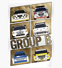Group B Poster