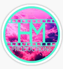 HM Productions Sticker