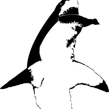 Shark Attack by delcarlodesign