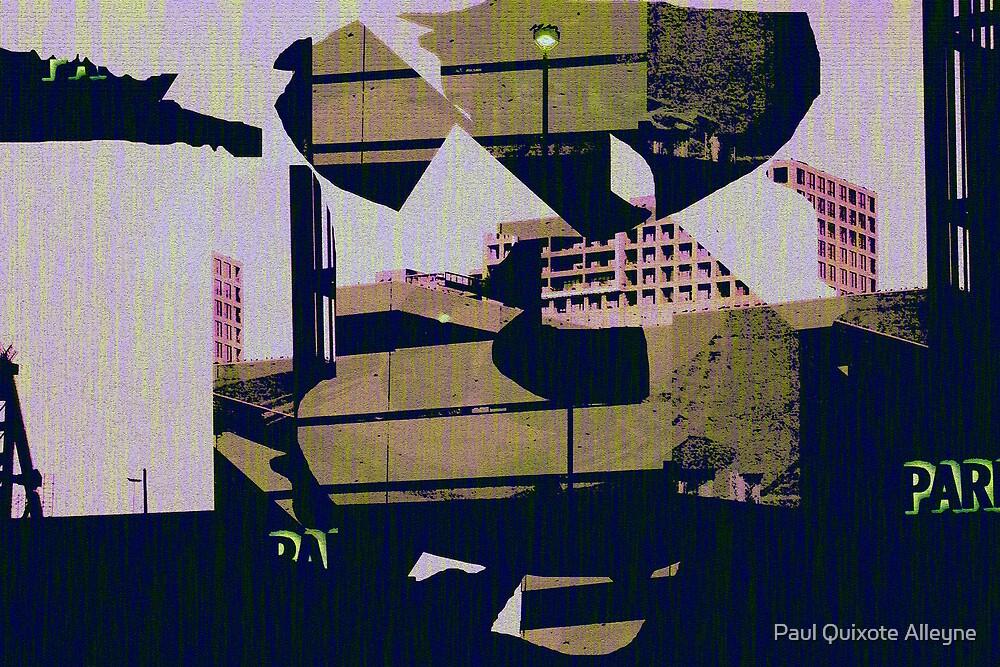 DOWNTOWN by Paul Quixote Alleyne