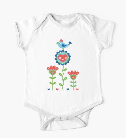 Happy - sweet print - multi Kids Clothes