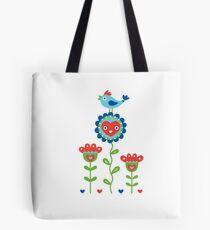 Happy - sweet print - multi Tote Bag