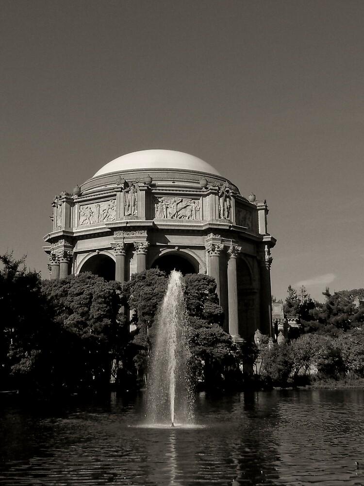 Palace of Fine Arts by Rowan Kanagarajah