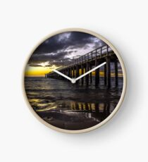 Early Morning - Point Lonsdale - Victoria - Australia Clock