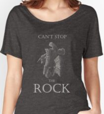 Havel The Rock Women's Relaxed Fit T-Shirt