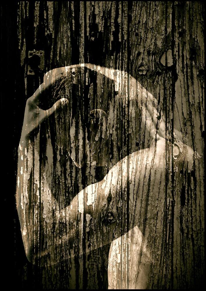 penseur de bois by bastien bucquet