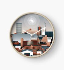 Birmingham Cityscape II Clock