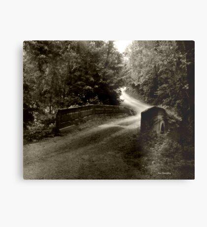 Swann Mill Road Metal Print