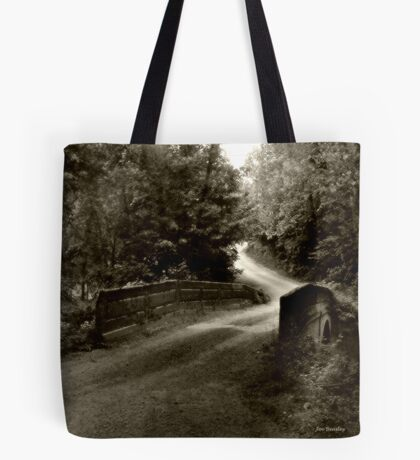 Swann Mill Road Tote Bag