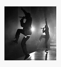 Kendrick Lamar & Travis Scott Photographic Print