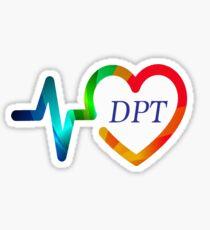 DPT Sticker