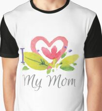 Shirts and Accessories Happy Mother's Day  Graphic T-Shirt