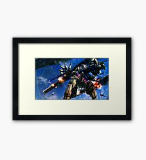 The Great One Framed Print