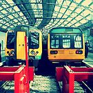 Liverpool Train Station by TalBright
