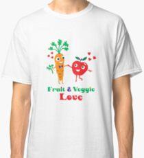 Fruit and Veggie Love Classic T-Shirt