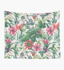 Garden pattern Wall Tapestry