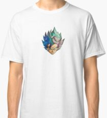 Goku Galaxy Classic T-Shirt