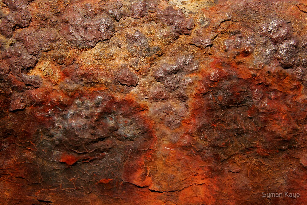 Red Rust #2 by syman