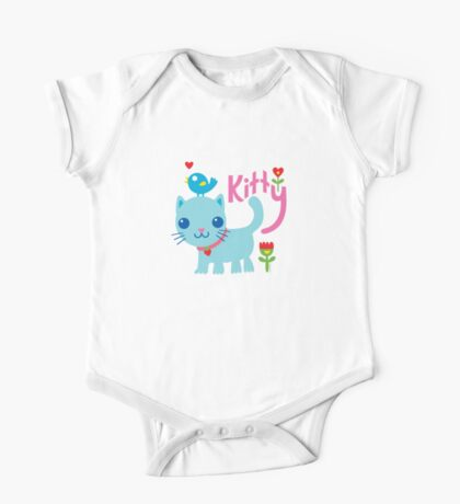 Cat Love Kids Clothes