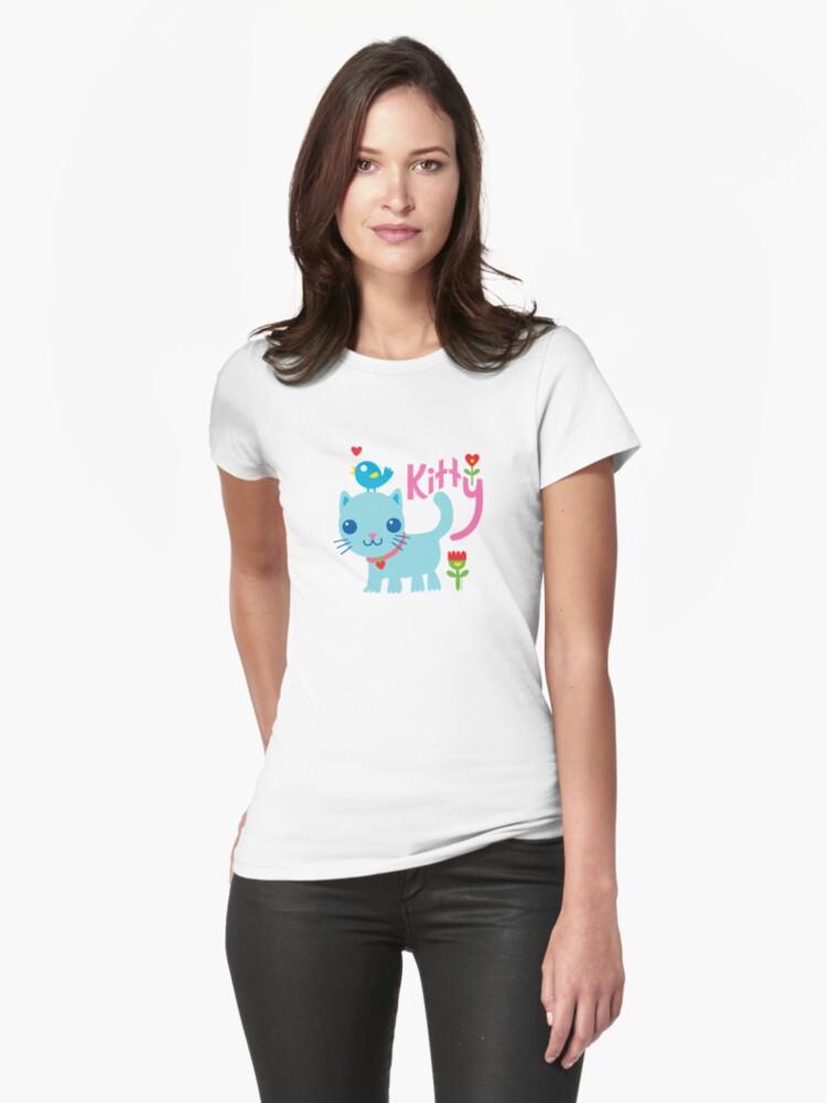 Cat Love by Andi Bird