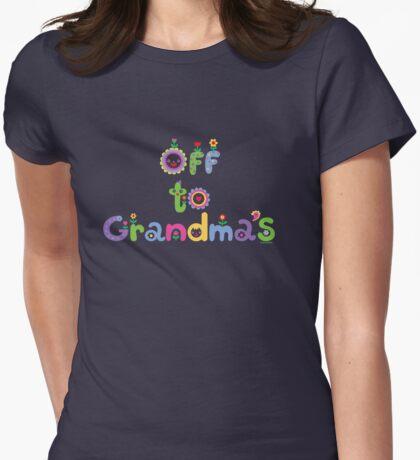Off To Grandma's 2  T-Shirt