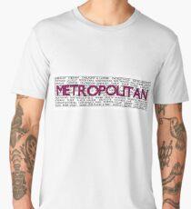 Metropolitan Line Men's Premium T-Shirt