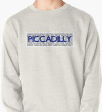Piccadilly Line Pullover