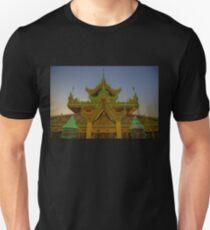 Myanmar. Mandalay. Bo Bo Gyi Nat Shrine. Unisex T-Shirt
