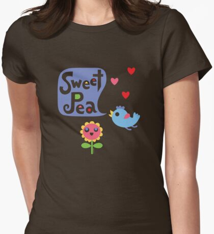 Sweet Pea - on lights T-Shirt