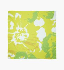 Abstract Flower Painting Scarf