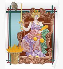 Tarot Justice Poster