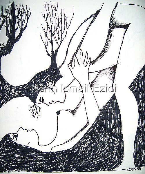 "' Adam and Eve"" by Narin Ismail Ezidi"