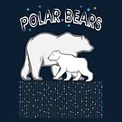 POLAR BEARS by fuxart
