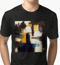 """BRUSH"" Tri-blend T-Shirt"