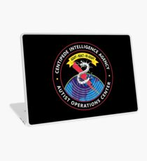 CENTIPEDE INTELLIGENCE AGENCY - AUTIST OPERATIONS CENTER Laptop Skin