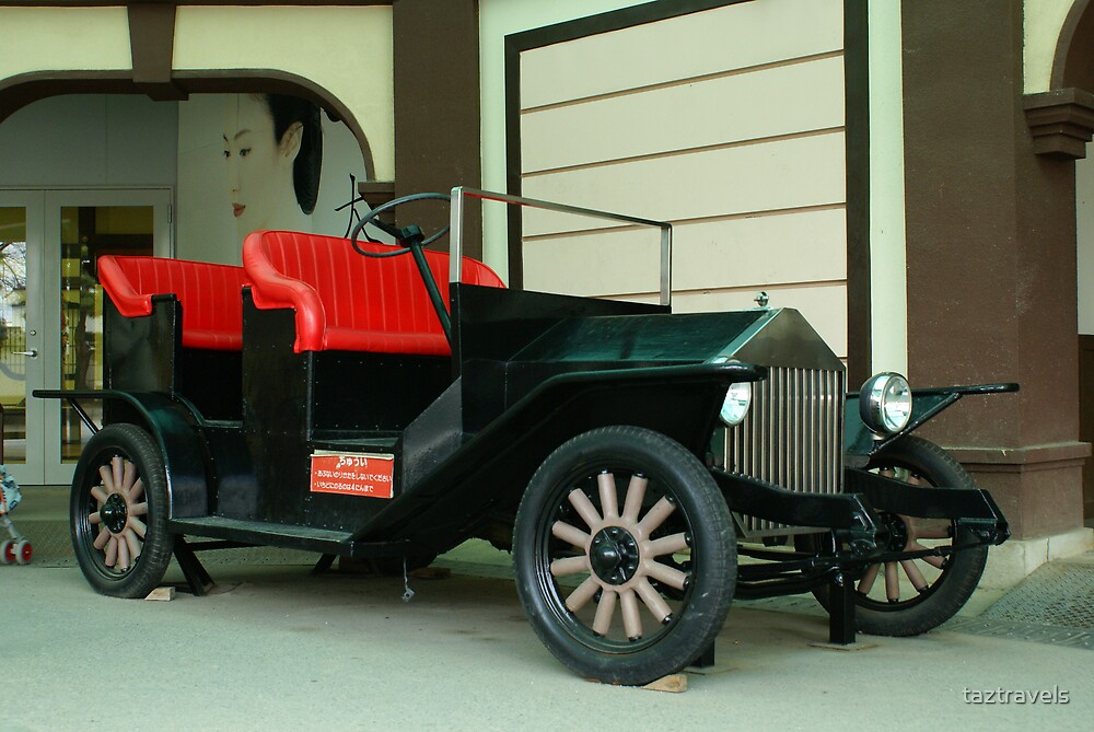 Topless Old Buggy by taztravels