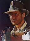 Raiders Of The Lost Ark by Michael Haslam