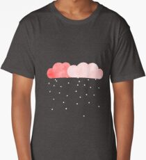 The Rosy Blizzard Long T-Shirt