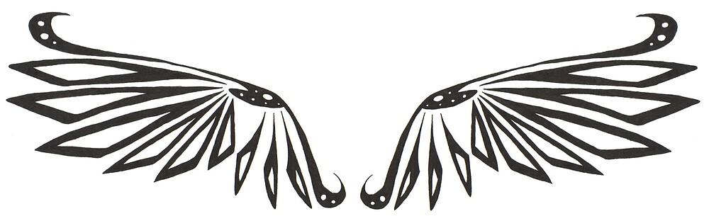 Blunt Wings by DreamingMyth