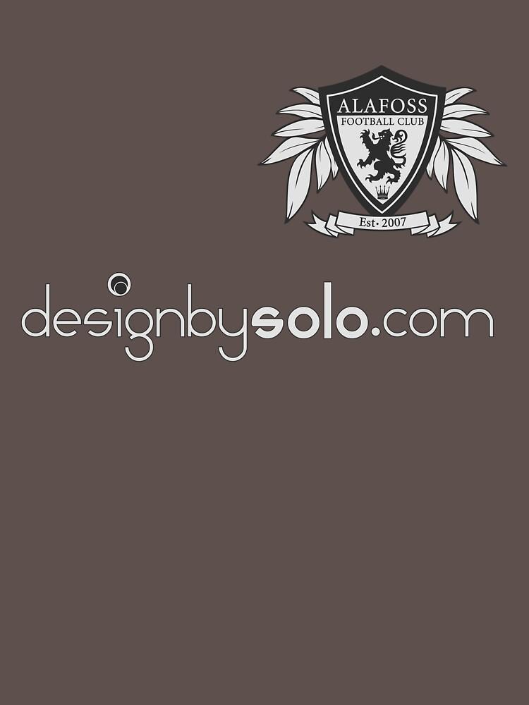Alafoss Football Club by DesignbySolo