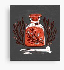 Jar Canvas Print