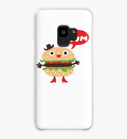 Cheeseburger yum Case/Skin for Samsung Galaxy