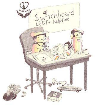 Helpful Bears by 1dfansgive